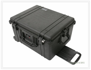 Pelican 1620 Case Carrying And Shipping Case